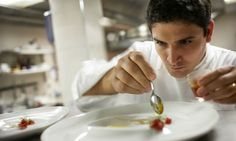 EL chef Enrique Olvera hace de México un destino gastronómico con cuatro grandes eventos no sólo para cocineros