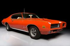 1969 GTO the Judge                                                                                                                                                                                 More
