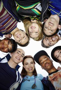 Red Band Society (2014)  I've only seen the first episode and I'm really loving it so far...