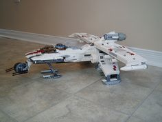 K-Wing [2008 MOC] | by RΟΟK I wish that Lego would make this a set along with the eclipse