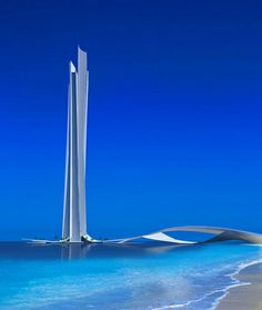 Amazing proposed skyscraper #1