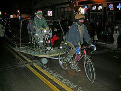 Power Christmas Lights Golf Cart Carts 12 Volt Run Series