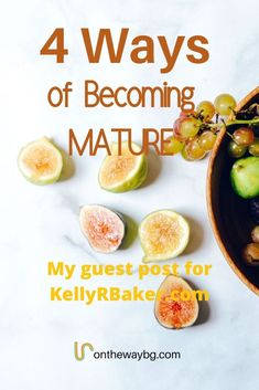 Four Ways of Becoming Mature | Onthewaybg Romans 15 5, Living For Christ, Welcome To The Group, Biblical Inspiration, Bible Truth, Christian Encouragement, Christian Living, Spiritual Growth, Trust God