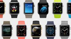 Apple -- Présentation de l'Apple Watch