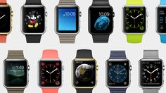 Apple -- Présentation de l'Apple Watch