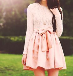 Adorable Pink Shabby Chic Outfit 3