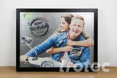 Trotec laser engravers and laser cutters Trotec Laser, Laser Machine, Laser Cutting, Diy Gifts, Happy Birthday, Frame, Stall Signs, Printmaking, Facts