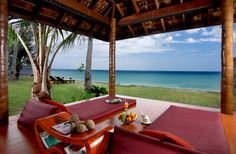 Baan Metta, Ko Samui, Thailand. Ko Samui, Samui Thailand, Beach Haven, Outdoor Furniture, Outdoor Decor, Home Decor, Decoration Home, Room Decor, Home Interior Design