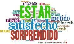 B1 - Adjetivos que sólo se usan con el verbo ESTAR.