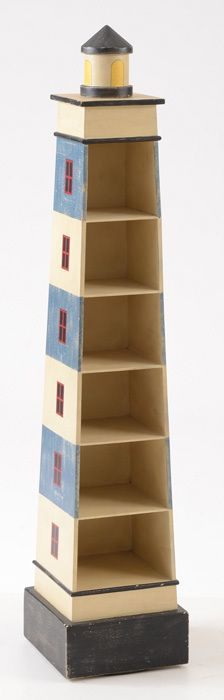 Lighthouse Shelving Unit : EBTH