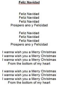Feliz Navidad Lyrics John lennon - happy christmas (war is over ...