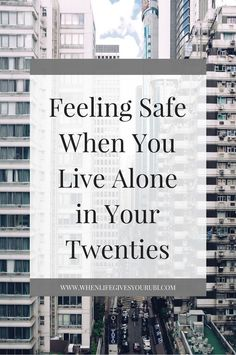 Feeling Safe When You Live Alone in Your Twenties Buying First Home, Home Buying Tips, Home Buying Process, Living Alone Tips, Profit And Loss Statement, Apply For A Loan, And So It Begins, Year Of Dates, Types Of Work