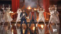 Josh Gad Joins Adam Devine's 'Beauty & the Beast' Musical Opening | MTV Movie & TV Awards