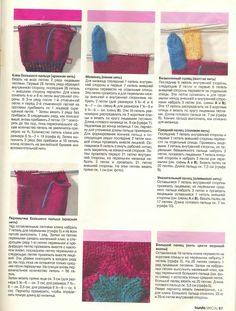 Журнал:Burda special E342 1995 RUS - Учимся вязать. Обсуждение на LiveInternet - Российский Сервис Онлайн-Дневников
