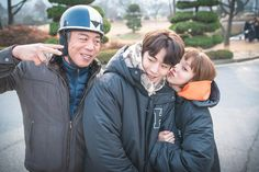Image may contain: 3 people Weightlifting Fairy Kim Bok Joo Quotes, Weightlifting Fairy Kim Bok Joo Wallpapers, Weightlifting Kim Bok Joo, Drama Korea, Korean Drama, Weightlifting Fairy Wallpaper, Korean Actresses, Korean Actors, Weighlifting Fairy Kim Bok Joo