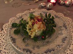 Weihnachtliche Vorspeise