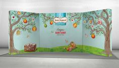 Torie & Howard BOOTH - Silver Creative Group - check it out at the Fancy Food Shows