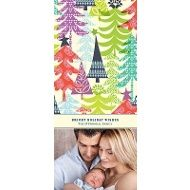 Multicolor Tree Prints