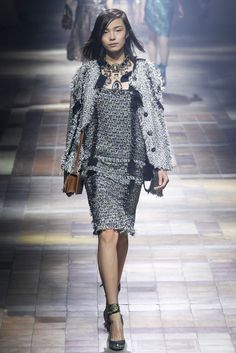 Lanvin - Spring/Summer 2014 Paris Fashion Week