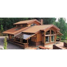 Architecture – Enjoy the Great Outdoors! House In The Woods, My House, Future House, Log Cabin Homes, Log Cabins, Cabins And Cottages, Design Case, Home Fashion, My Dream Home
