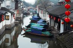 Suzhou and Zhouzhuang Water Village Day Trip from Shanghai - Lonely Planet #GreatFoodRace