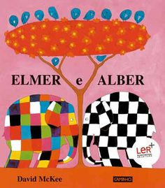 Elmer e Alber , David McKee
