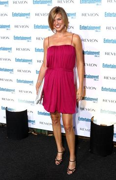 Adrianne Palicki Photos Photos - Actress Adrianne Palicki arrives at the Entertainment Weekly's 6th annual pre-Emmy celebration held at the historic Beverly Hills Post Office on September 20, 2008 in Beverly Hills, California. - Entertainment Weekly's 6th Annual Pre-Emmy Celebration - Arrivals