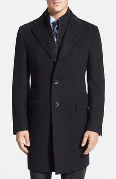Corneliani Wool Overcoat available at #Nordstrom $1600