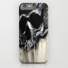 Skull iPhone & iPod Case by Robin Persson - $35.00