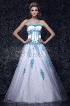 Charming Sweetheart Floor Length Dasha's Ball Gown/Prom Dress