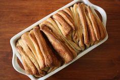 Bread no. 18: cinnamon pull apart bread
