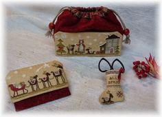 Petits points au jardin xxx: Reindeer Season