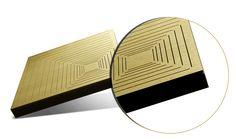 acoustic panel - edge acoustics by DECIBEL INTERNATIONAL