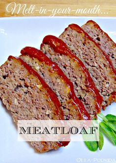 ... Meals on Pinterest | Meatloaf cupcakes, Red wine sauces and Steak tips