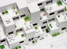 Galeria - Competição Habitação Social de Alvenaria / fala atelier - 11