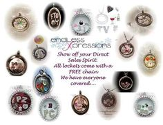 Endless Xpressions has your Direct Sales premade floating lockets!  First time buyers use code customer10 for 10% off your entire purchase www.endlessxpressions.com/store/#Saracook