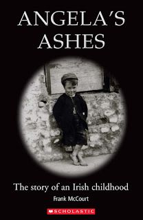 What is a good essay question to write about for Angela's Ashes?
