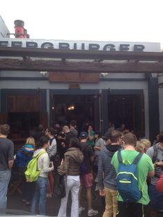 @Brandon Veibrock...Fergburger in Queenstown, New Zealand worth the wait in line.