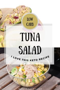 This Healthy Keto Tuna and Avocado Salad is really loaded in addition to parts of the most effective tuna keto salad. Various colored veggies for a tidy as well as lighter manage the standard keto low carb recipe Avocado tuna salad! It is in fact the easy healthy avocado tuna salad superb that is really packed together with healthy and balanced protein. You can conveniently produce this quick keto tuna salad in advance of possibility. #keto #snacks #avocado
