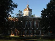 Switzerland County Courthouse in Indiana.