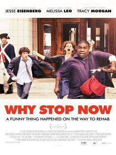 WHY STOP NOW brings together the comic talents of Academy Award-nominee Jesse Eisenberg, Academy Award-winner Melissa Leo and Tracy Morgan in the summer's wildest comedy. Comedy Movies, Hd Movies, Movies To Watch, Movies And Tv Shows, Movie Tv, E Online, Movies Online, Melissa Leo, New Upcoming Movies