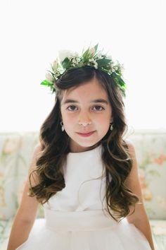 Such a mature flower girl: http://www.stylemepretty.com/pennsylvania-weddings/pittsburgh/2015/07/31/classic-romantic-golf-club-wedding/ | Photography: Elizabeth Anne - http://www.elizabethannestudios.com/