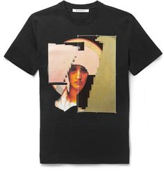 Givenchy - Cuban-Fit Printed Cotton T-Shirt|MR PORTER