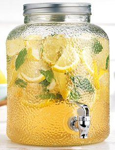 Homephile Glass Pebbled Drink Beverage Dispenser with Eas... https://www.amazon.com/dp/B01FGKEAK4/ref=cm_sw_r_pi_dp_x_uktByb9YXEMWH