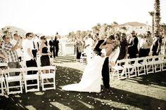 A Rhodes Ranch wedding.