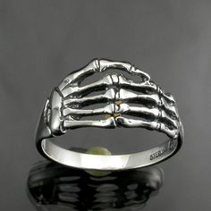 I really like this ring because it has a really Halloween vibe to it, and it would be perfect to wear all the time!