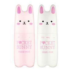 Originale Coreano Pocket Bunny Nebbia Umida 60 ml di Lunga durata idratante schiarente Della Pelle 2 Tipo di SCEGLIERE UNO