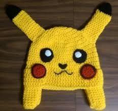 Image result for pikachu chibi free crochet pattern