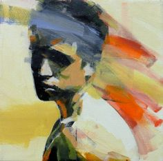 "Saatchi Online Artist Mark Horst; Painting, ""on that day no. 2"" #art"