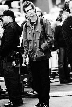 Andrew Garfield - Peter Parker - The Amazing Spiderman
